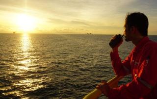 Emergencias en el mar