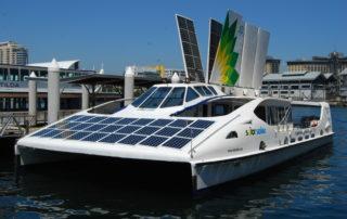 Barcos eléctricos: sus ventajas