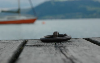 Salir a navegar en invierno